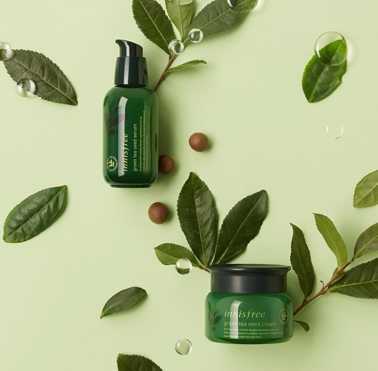 Discover the first ever Aussie Innisfree