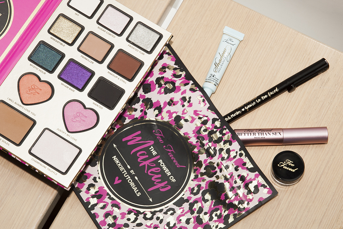 Too Faced Power of Makeup x Nikkie Tutorials