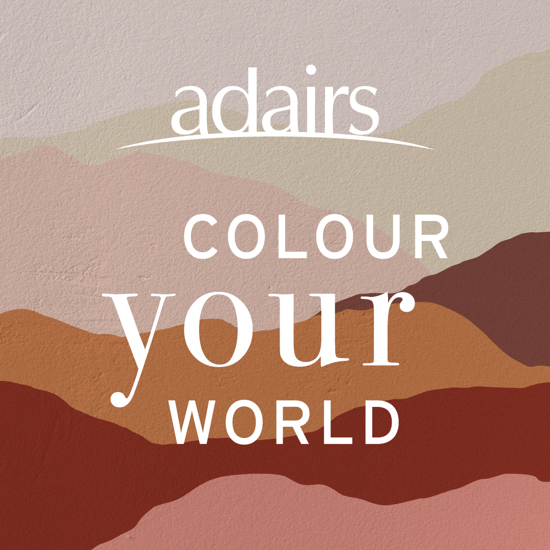 Adairs: Colour Your World