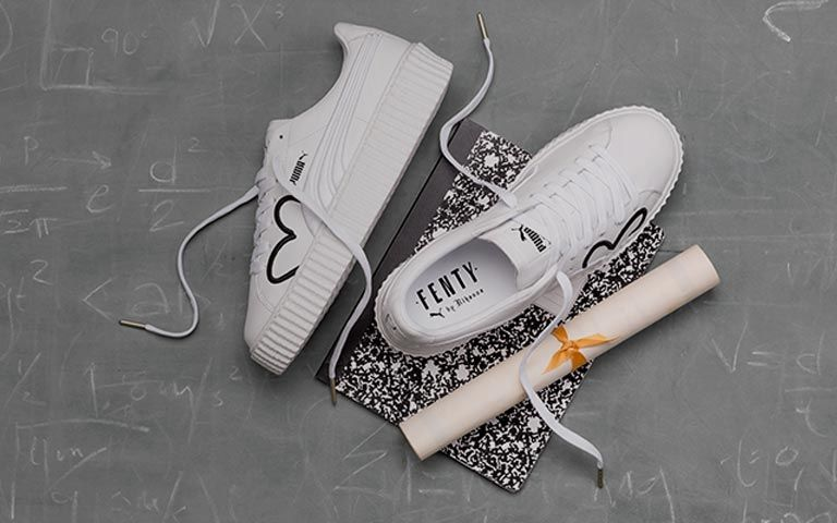 Rihanna's limited edition Fenty x Puma CLF Creeper drops at Melbourne Central
