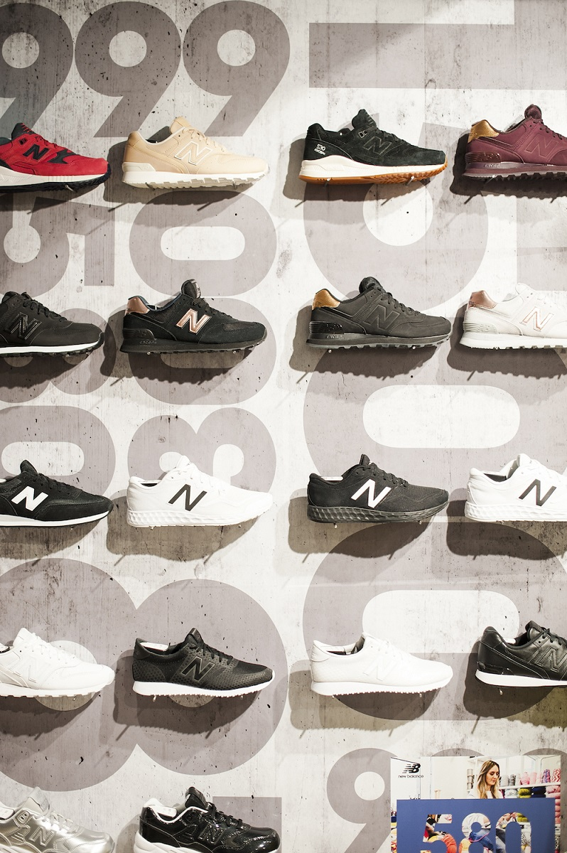 New Balance Melbourne Central