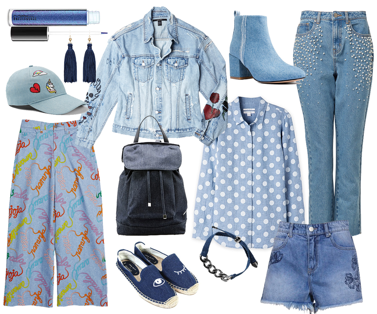 The denim round-up