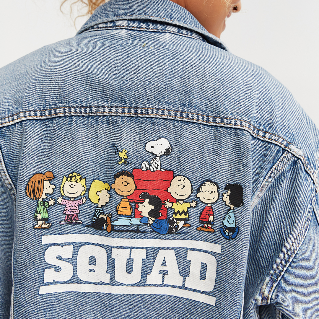 Levi's X Peanuts Collaboration