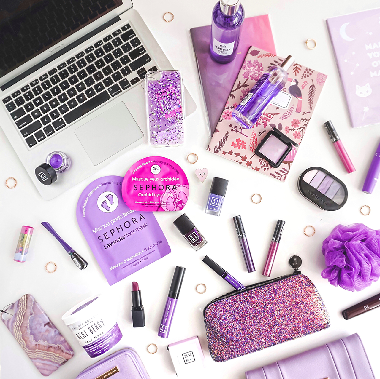 Ultra Violet Party Prep