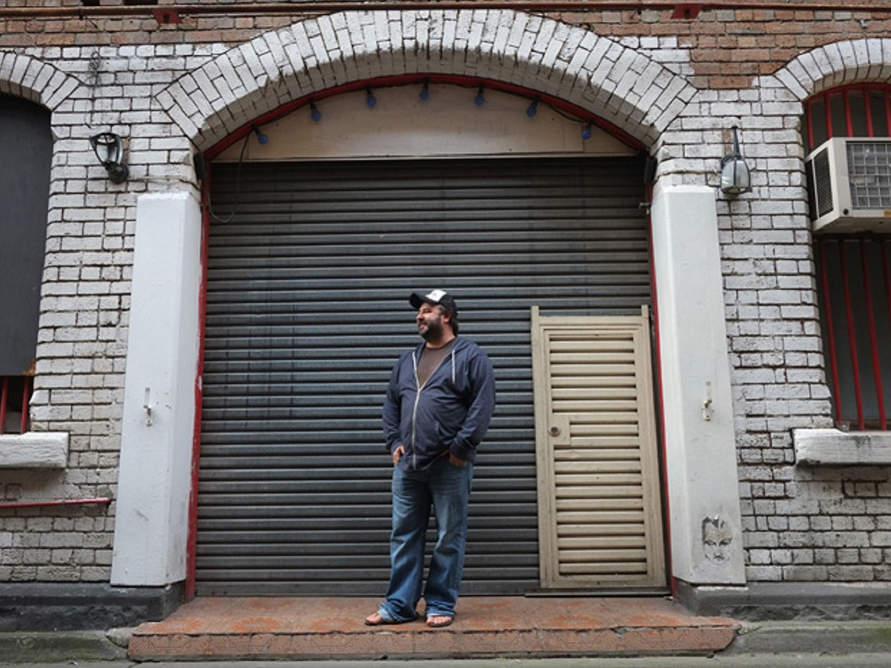 A LANEWAY TOUR WITH ST JEROME