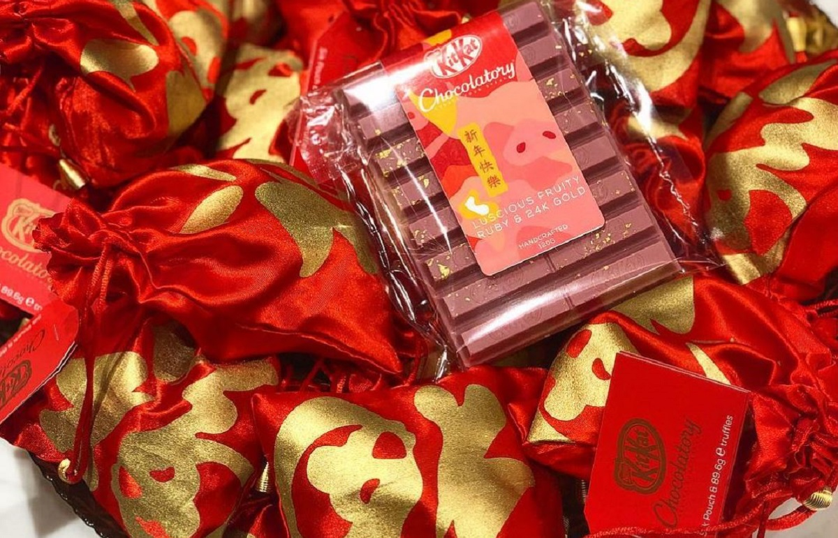 Win the ultimate KITKAT Chocolatory prize package!