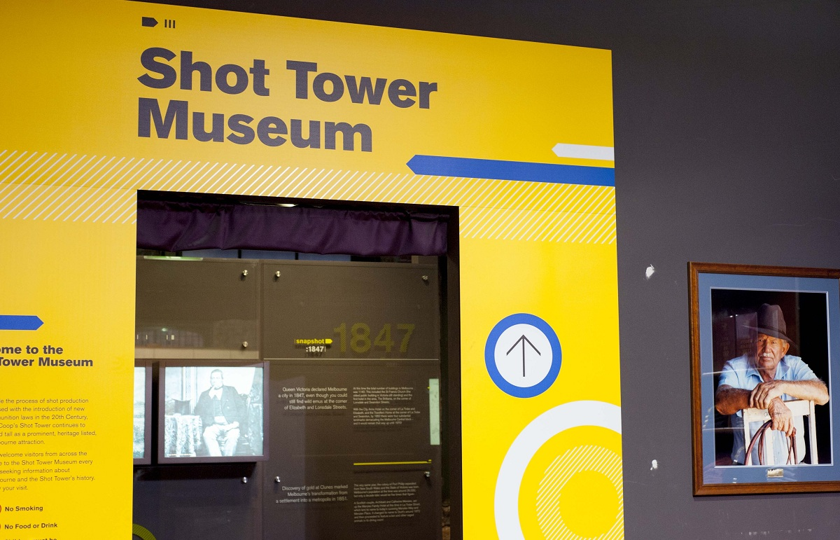 Shot Tower Museum