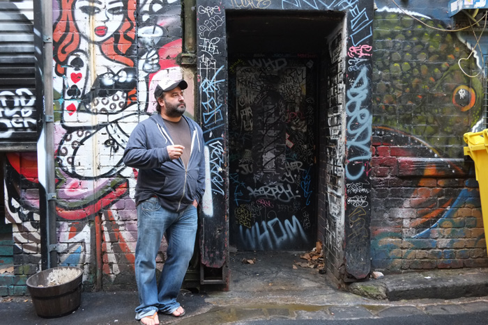 A laneway tour with st jerome melbourne central for Late 90s house music