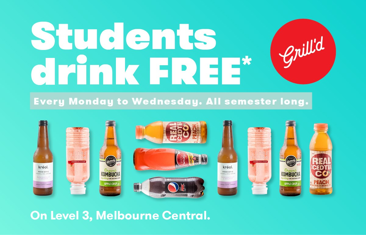 Grilld Student Offer