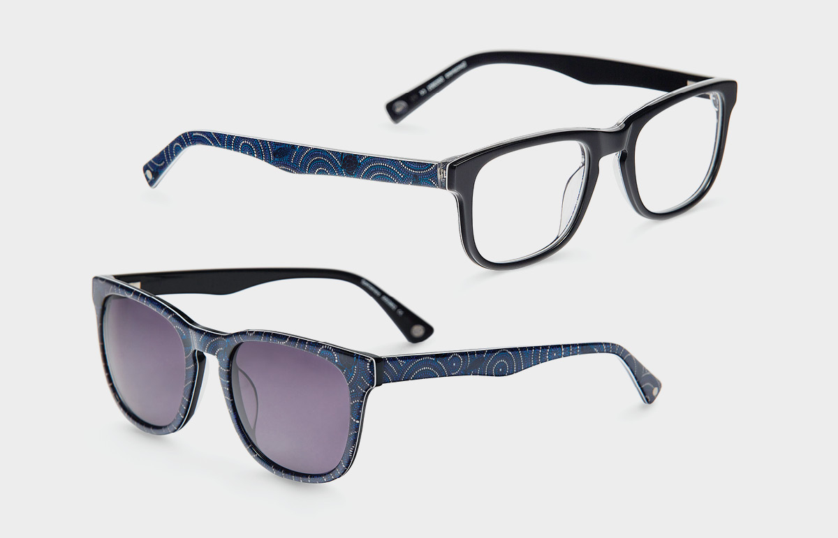 Specsavers launches limited edition Fred Hollows frames