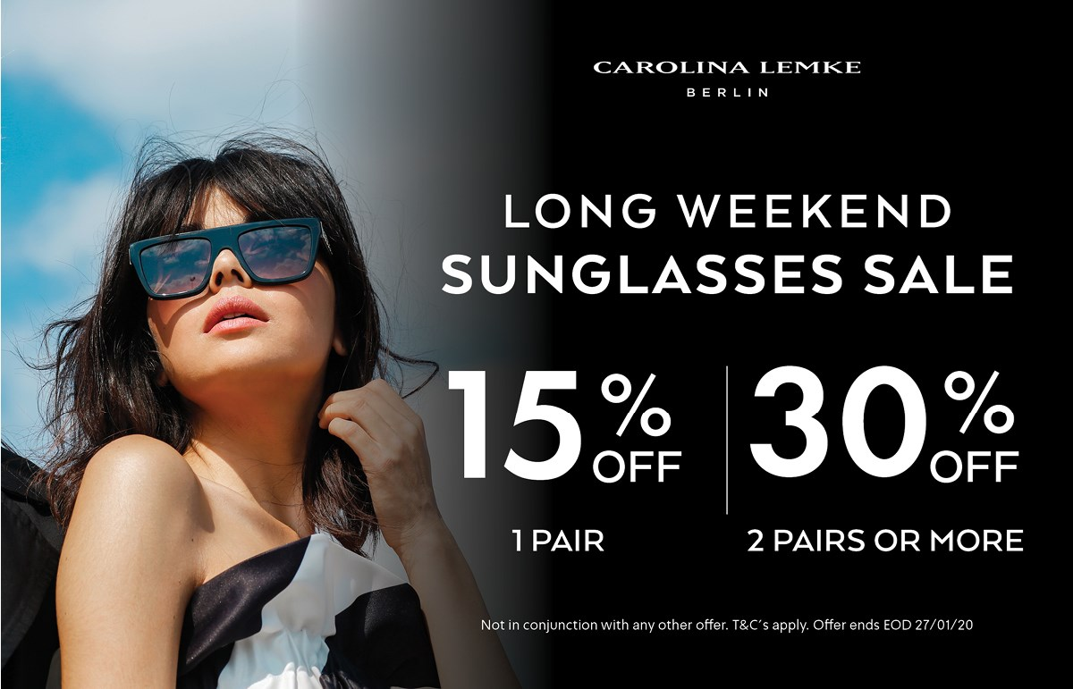 Caroline Lemke - Long Weekend Sale