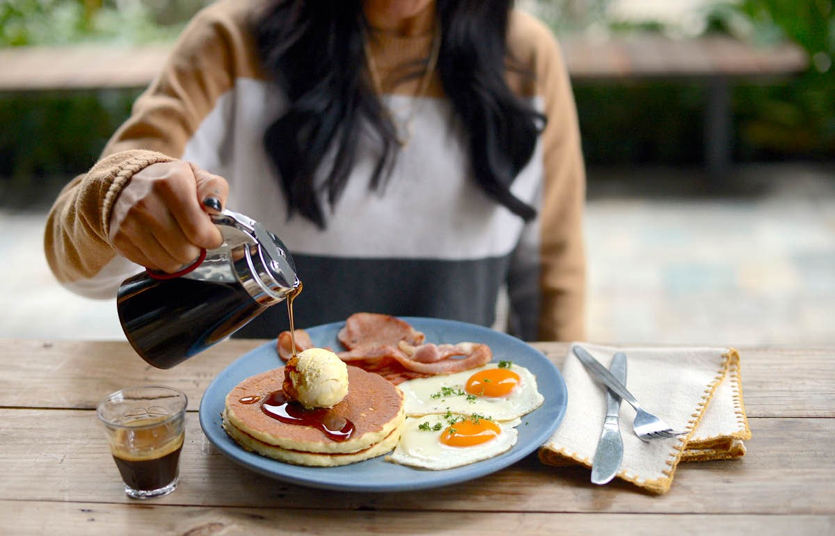 Pancake Parlour - Tradition Breakfast Deal